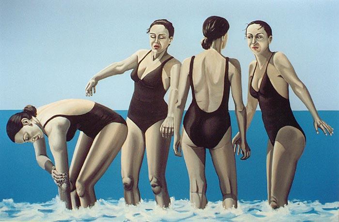 Yvonne van Woggelum, 'Vrouwen in Zee'